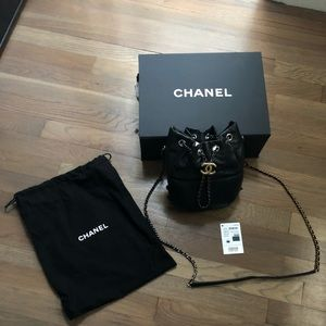100% Authentic Chanel Gabrielle Crossbody Bag